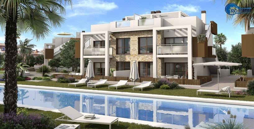 Modern villa in Castalla