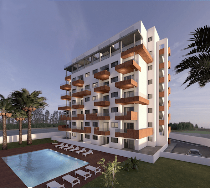 Appartementen in Guardamar del Segura