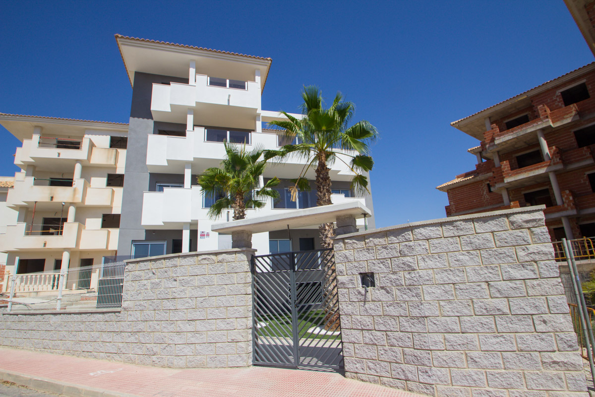 Appartementen in Villamartin
