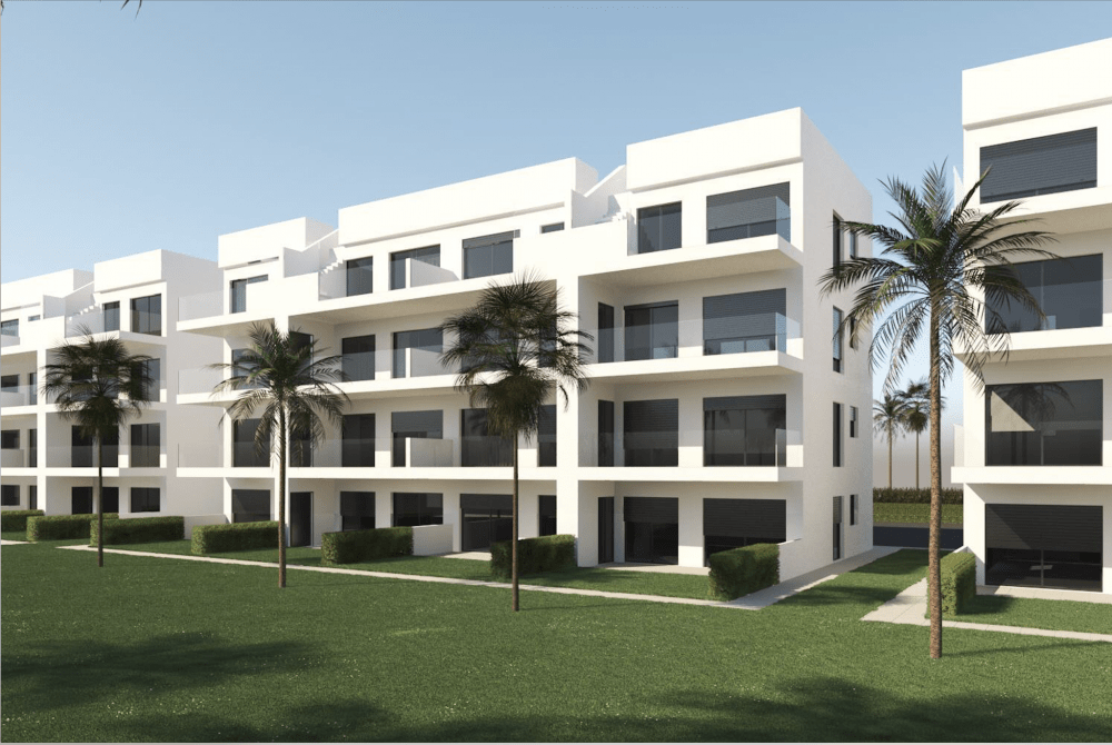 Modern apartments in the heart of the Costa Cálida