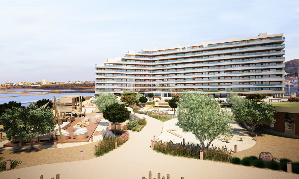 Moderne appartementen Mar Menor