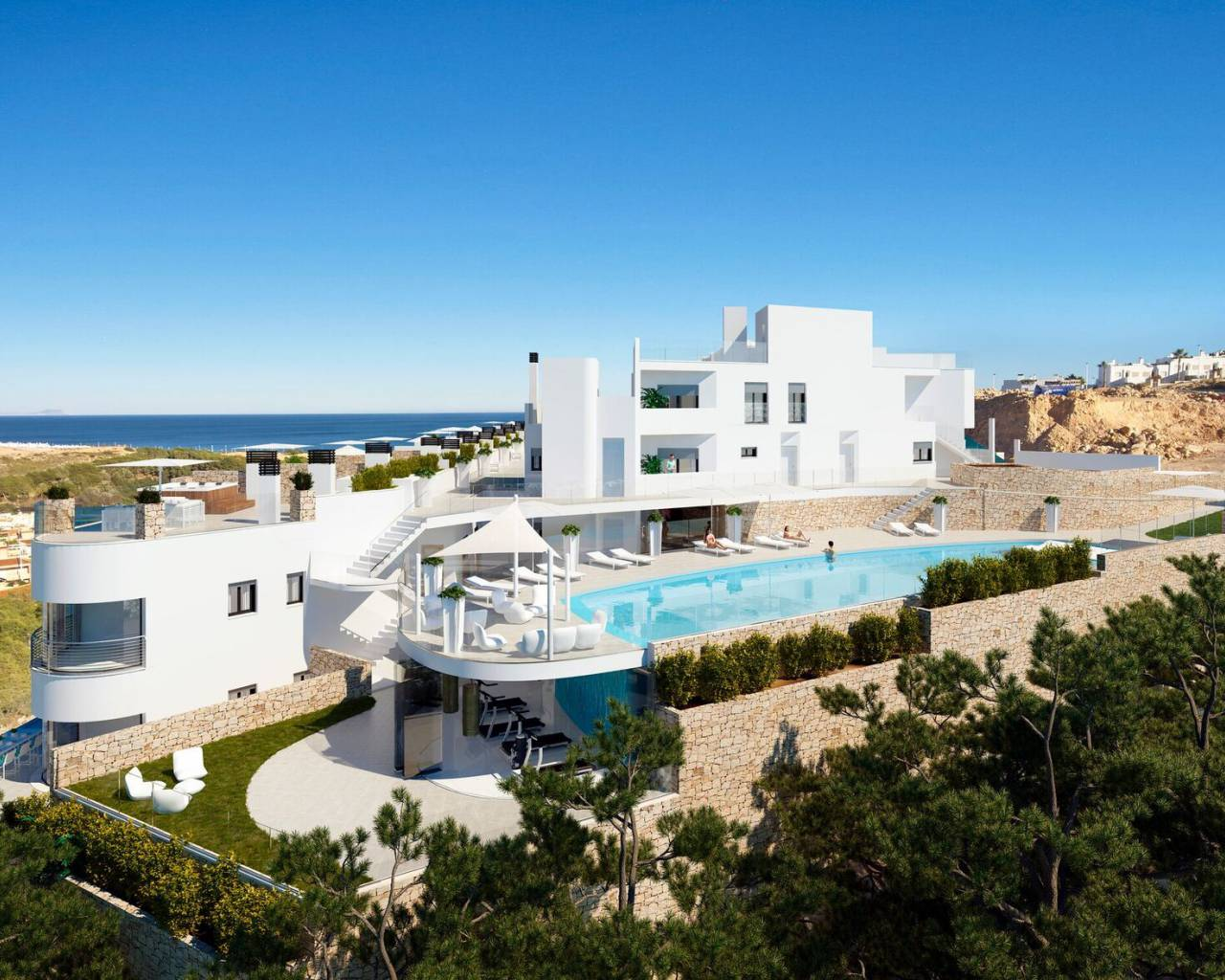 Modern appartement in Gran Alacant